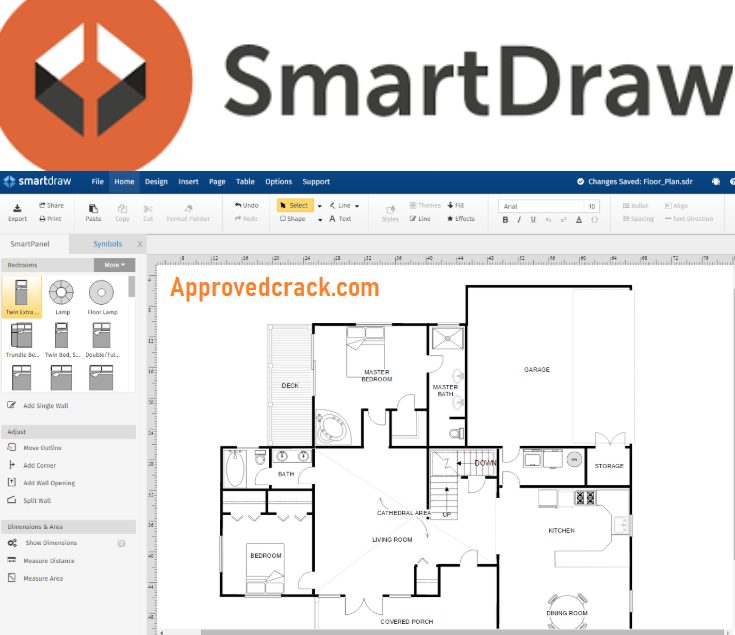 SmartDraw Free Download