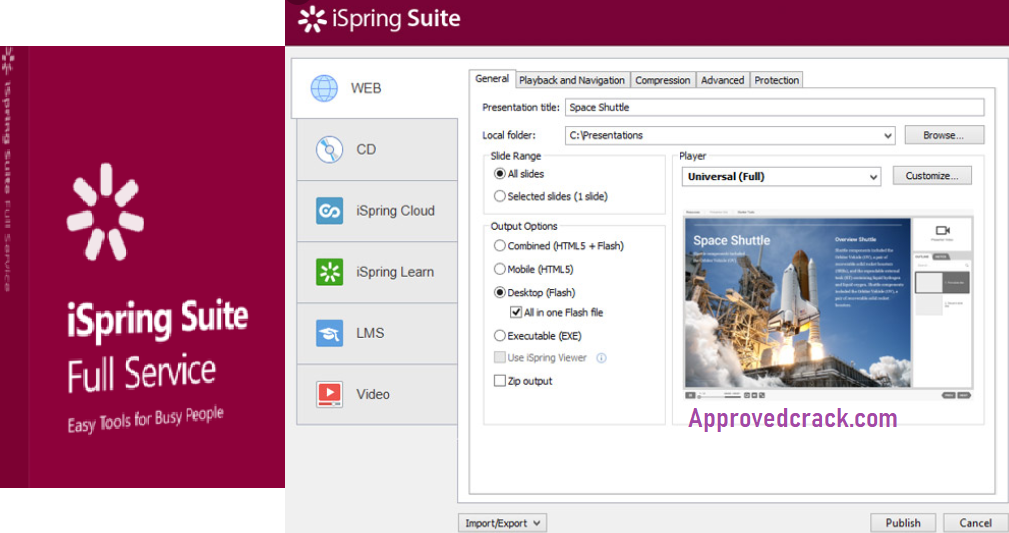 iSpring Suite Free Download