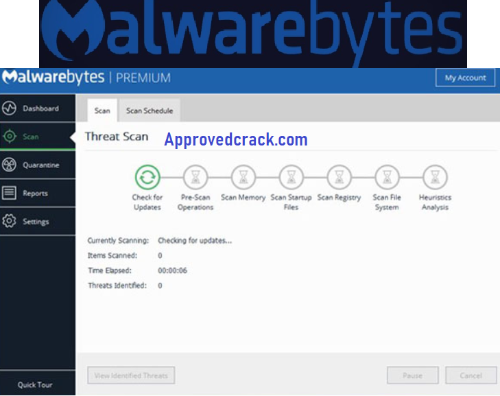 Malwarebytes Crack Free Download