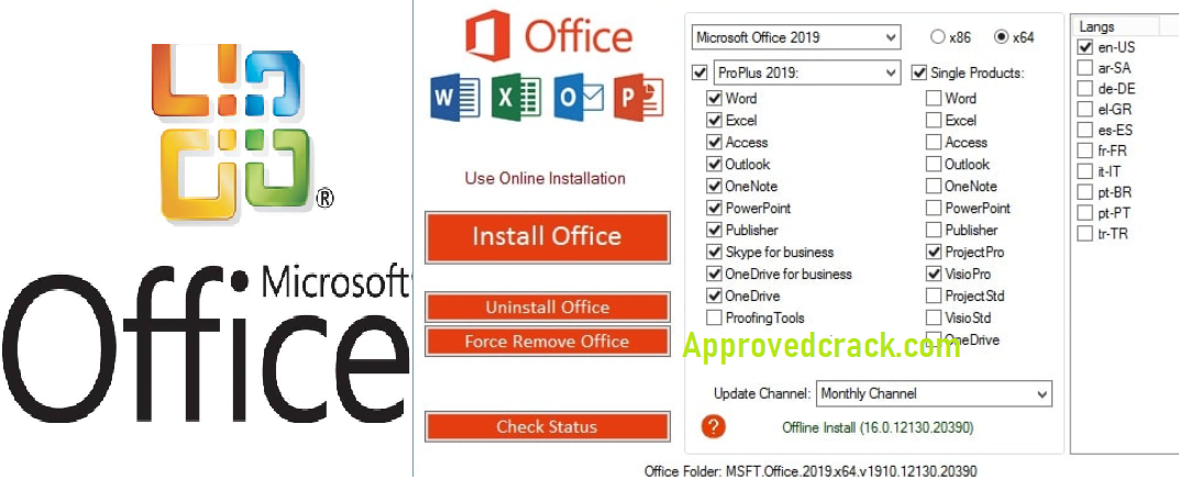 Microsoft Office Product Key